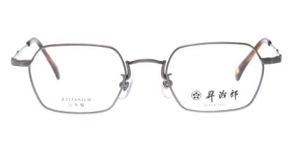 昇治郎 6020-ATS-48 メガネを試着で購入