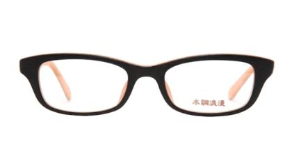 木調浪漫 参拾-いちい メガネを試着で購入