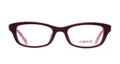 木調浪漫 参拾-あかね メガネを試着で購入