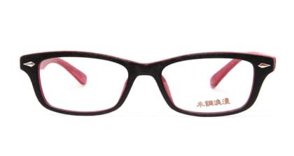 木調浪漫 参拾壱-あかね メガネを試着で購入