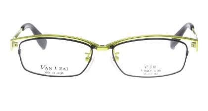 バンザイ VZ-510-C-5-54 メガネを試着で購入