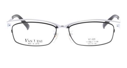 バンザイ VZ-520-C-2-54 メガネを試着で購入