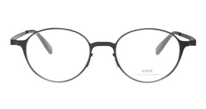 seem Oh My Glasses TOKYO omg-137 Susan-BKM-50 メガネを試着で購入