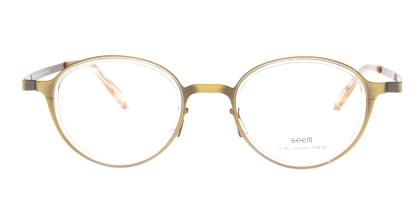 seem Oh My Glasses TOKYO omg-138 Rosa-ATGーBEG-48 メガネを試着で購入