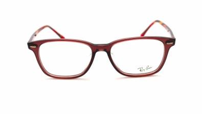 レイバン RX7119F-8023-55 メガネをネットで購入