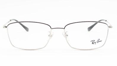 レイバン RX6436D-2501-55 メガネをネットで購入