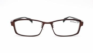 ジュラルックス DU1610-3ー55 メガネを試着で購入