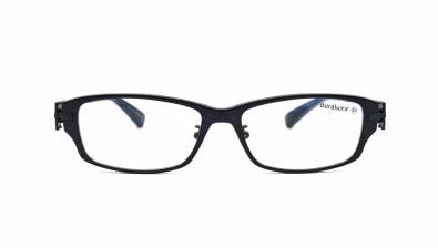 ジュラルックス DU1650-2ー55 メガネを試着で購入