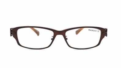ジュラルックス DU1650-3ー55 メガネを試着で購入