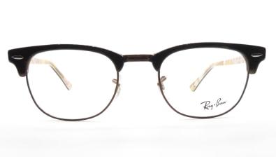 レイバン CLUBMASTER RX5154-5650-49 メガネをネットで購入