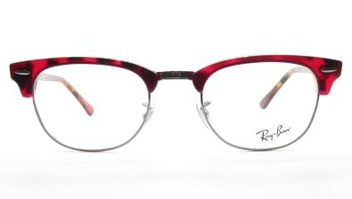 レイバン CLUBMASTER RX5154-5911-49 メガネをネットで購入