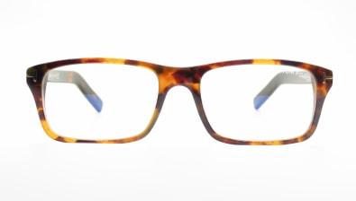 トムフォード FT5663FBAsianFitBLUE BLOCK FILTER-055-55 メガネを試着で購入