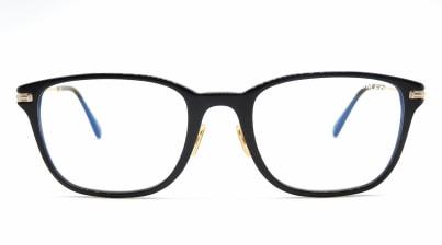 トムフォード FT5715FB AsianFit BLUE BLOCK FILTER-005-53 メガネを試着で購入