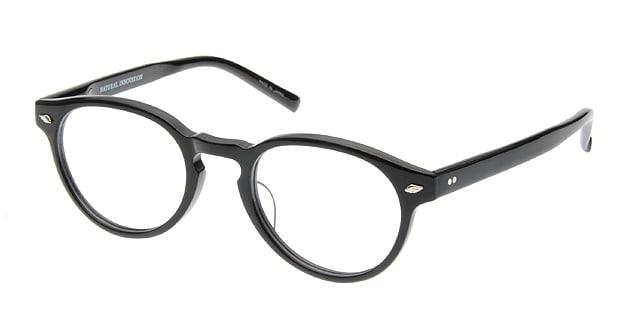 【送料無料】ナチュラルイノベーション NI201-BK メガネ(眼鏡) ボストン natural-innovation-ni201-bk ブラック 黒 セルフレーム フルリム NATURAL INNOVATION 度付き 伊達メガネ 即日発送 ユニセックス
