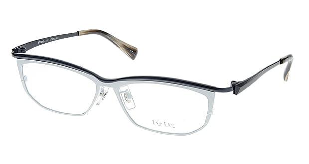 <Oh My Glasses TOKYO> 送料無料!ツェツェ T2205-4 メガネ(眼鏡) スクエア tsetse-t2205-4 ホワイト 白 メタルフレーム フルリム tse tse 度付き 伊達メガネ 即日発送 メンズ画像
