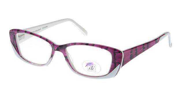 【送料無料】エテ AMPUS-MALABAR メガネ(眼鏡) スクエア ete-ampus-malabar パープル 紫 セルフレーム フルリム ete 度付き 伊達メガネ 即日発送 ユニセックス