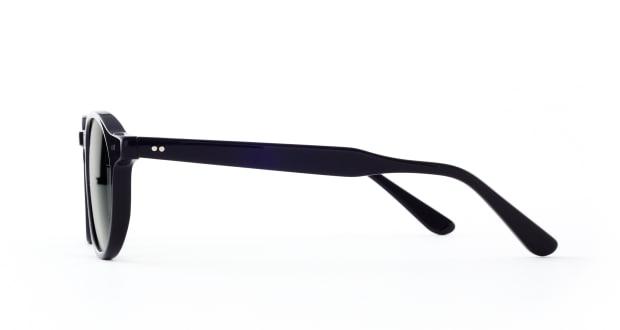 TYPE(Type) TYPE Garamond Regular-Black Sunglasses