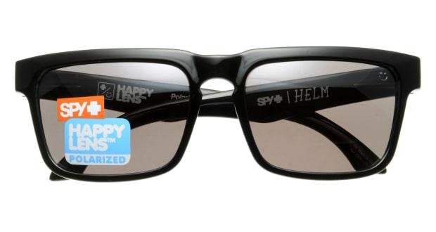 スパイ(SPY) スパイ HELM-BLACK 偏光ミラーレンズ