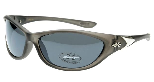 スポーツサングラス(Sports Sunglasses) スポーツサングラス X-LOOP-8X2333-Gunmetal
