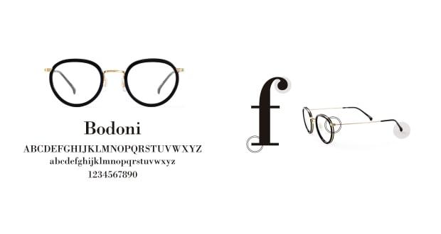 TYPE(Type) TYPE Bodoni Light-Clear