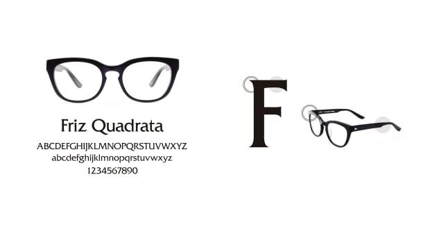 TYPE(Type) TYPE Friz Quadrata Bold-Black