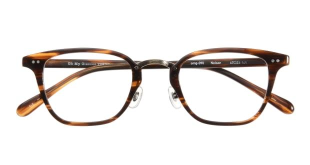 Oh My Glasses TOKYO(Oh My Glasses TOKYO) Oh My Glasses TOKYO ネルソン omg-090-2