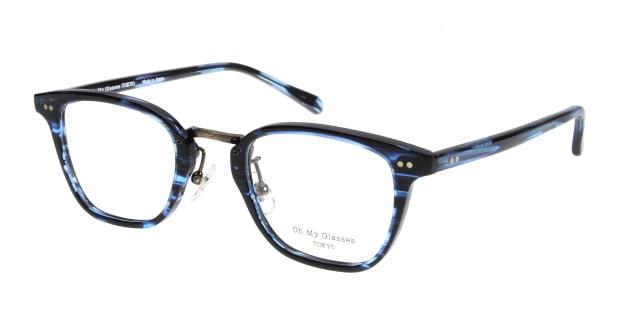 Oh My Glasses TOKYO(Oh My Glasses TOKYO) Oh My Glasses TOKYO ネルソン omg-090-7