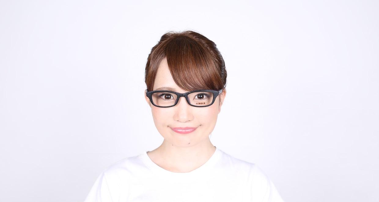 木調浪漫 参拾 くろがき [黒縁/鯖江産/ウェリントン]  5