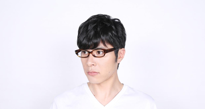 角矢甚治郎 其拾七 チ [鯖江産/フォックス/茶色]  6