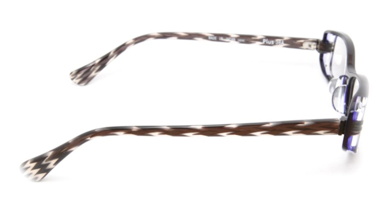 プラスサバエ PJ60-3 [黒縁/スクエア]  2