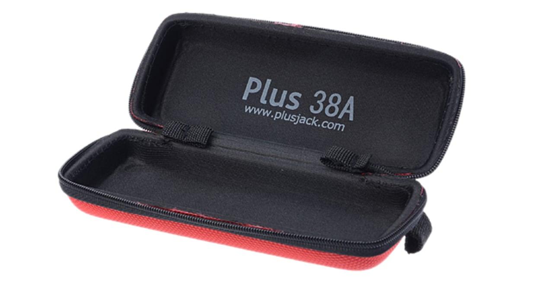 プラスサバエ PJ64-1 [黒縁/フォックス]  7