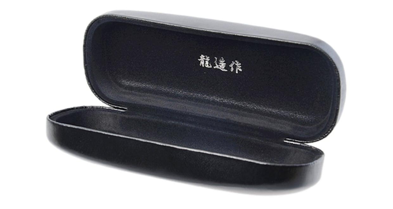 龍造作 Ryu8-3 [鯖江産/スクエア/べっ甲柄]  4