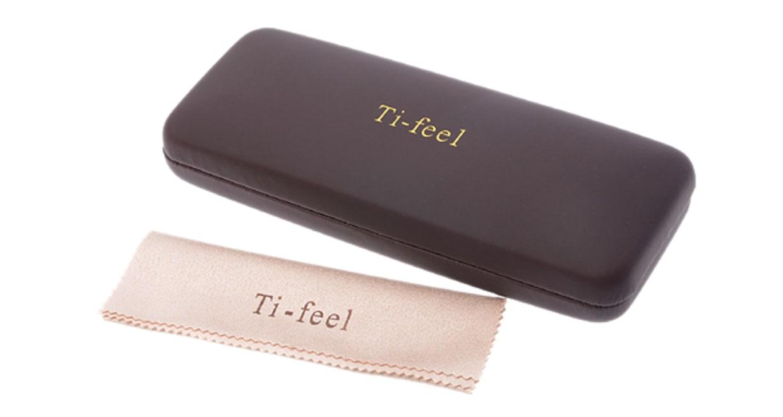 ティフィール TI-908-2 [メタル/スクエア/ピンク]  4