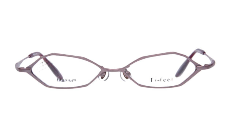 ティフィール TI-908-2 [メタル/スクエア/ピンク]  1