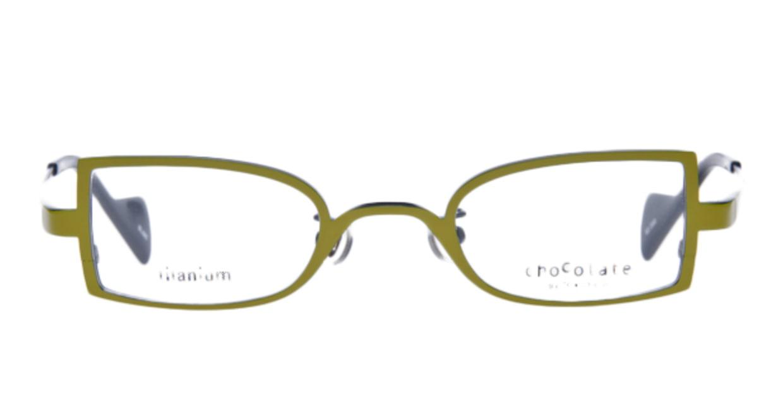 ティフィール BLANC-82/200 [メタル/スクエア/黄色]  1