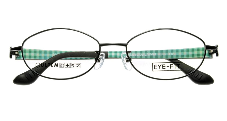 アイフィット EF-016-C1 [メタル/鯖江産/オーバル/安い]  3