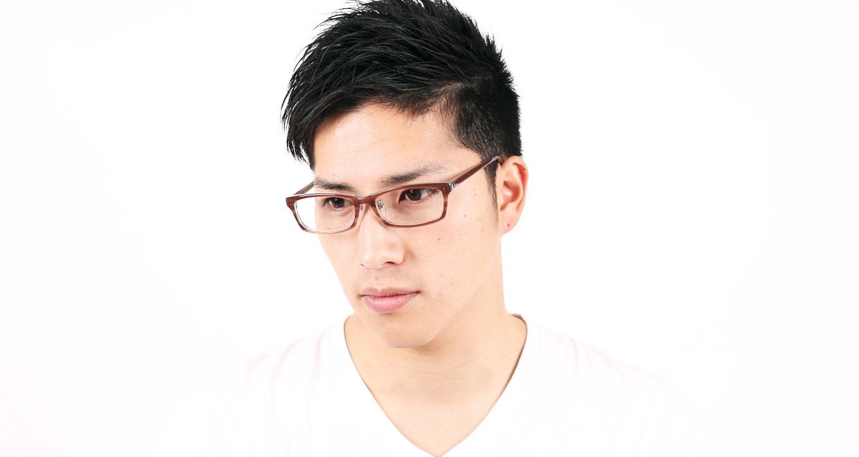 プラスオーエムジー ハンナ OMG-004-5 [スクエア/安い/べっ甲柄]  5