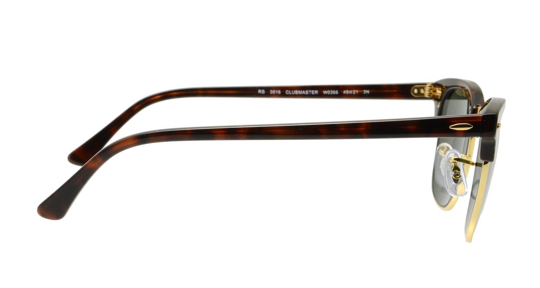 レイバン CLUBMASTER CLASSIC RB3016-W0366-49 [ウェリントン]  1