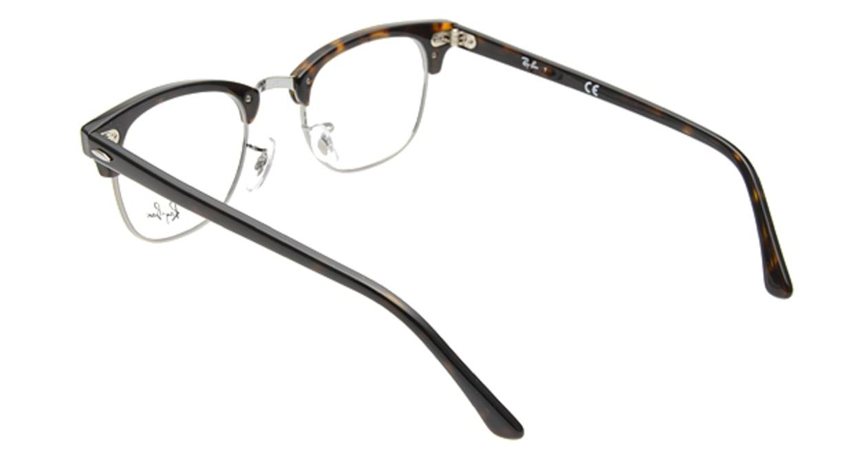 クラブマスター(CLUBMASTER) レイバン CLUBMASTER RX5154-2012-49 [メタル/ウェリントン/べっ甲柄]  メガネのオーマイグラス 2