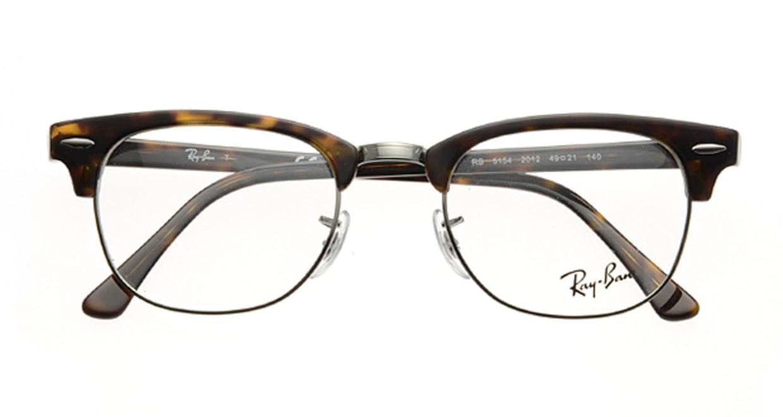 クラブマスター(CLUBMASTER) レイバン CLUBMASTER RX5154-2012-49 [メタル/ウェリントン/べっ甲柄]  メガネのオーマイグラス 3