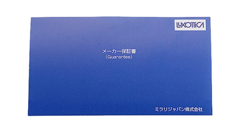 レイバン CLUBMASTER RX5154-2012-49 [メタル/ウェリントン/べっ甲柄]  7