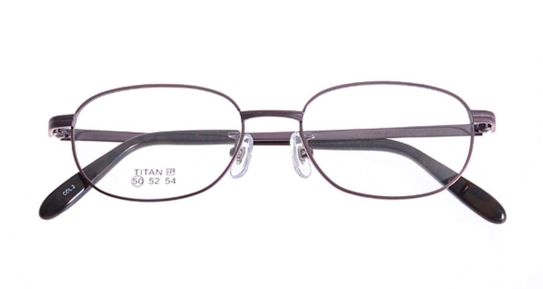 家メガネ SZ5009-2-50 [メタル/スクエア/安い/紫]  3