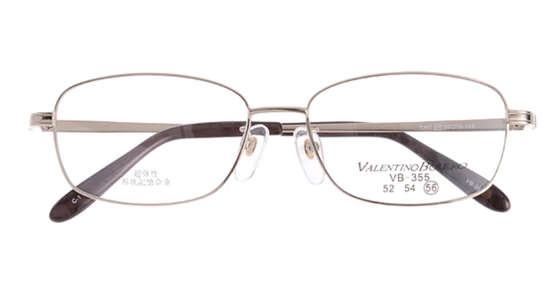 家メガネ VB355-1-56 [メタル/スクエア/安い/ゴールド]  3