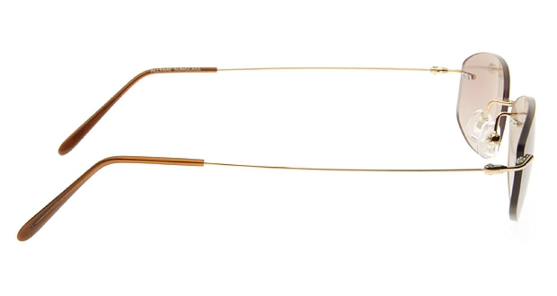 オールタイムサングラス(All Time Sunglass) オールタイムサングラス AIR-Brownsmoke
