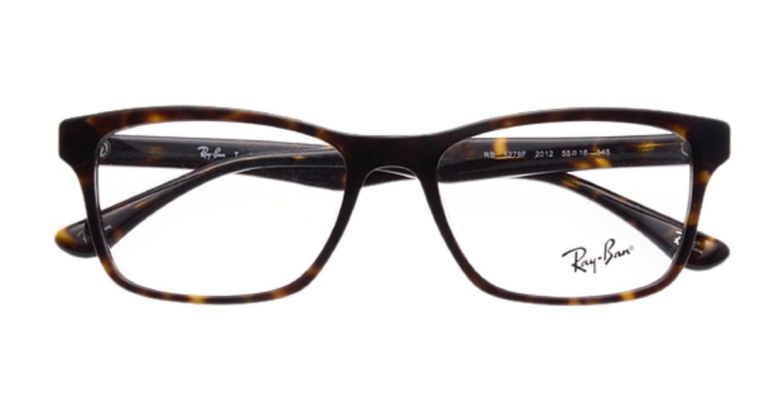 レイバン RX5279F-2012-55 [ウェリントン/べっ甲柄]  3