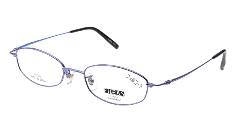フーパス F-018-C-4 [メタル/スクエア/紫]