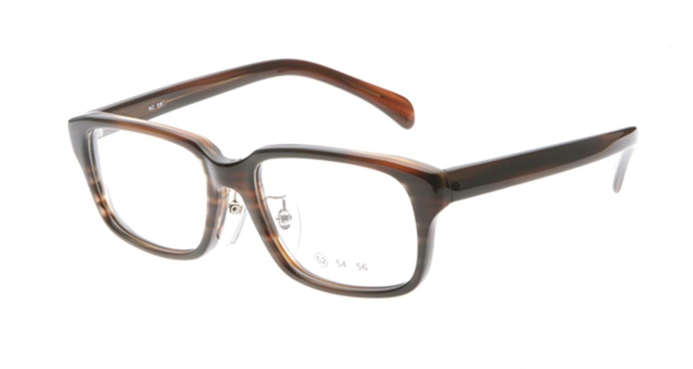 ブイオーシー NO561-brown-52 [スクエア/べっ甲柄]