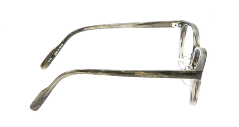 ブイオーシー NO554-smokeline-52 [ウェリントン/グレー]  1