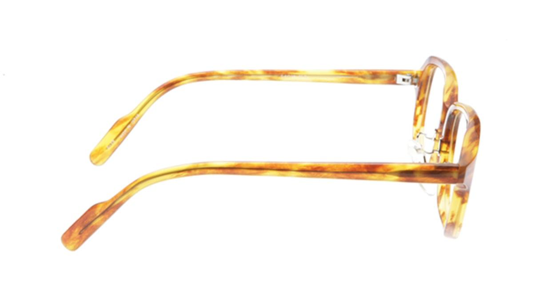 ブイオーシー NO556-yellowline-54 [スクエア/べっ甲柄]  1