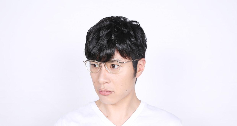 ナチュラルイノベーション NI108-MG-KU [メタル/丸メガネ/ゴールド]  8